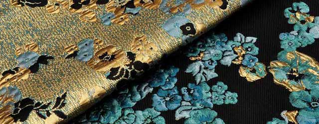 cd3271465a Jacquard Fabric Guide: Fabric Overview of Silk Jacquard and Cotton ...