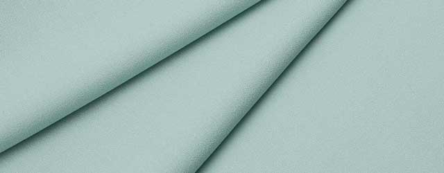 Stretch wool crepe fabric