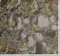 Metallic Silk Chiffon #2