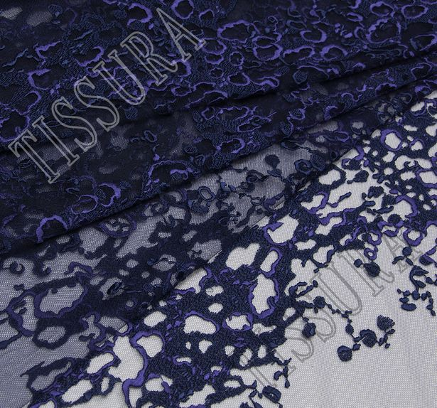 Embroidered Tulle #1