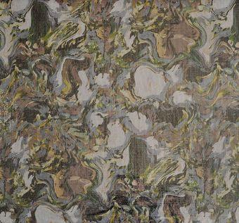 Metallic Silk Chiffon #1