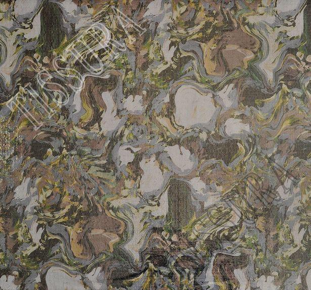 Silk Lame Chiffon #1