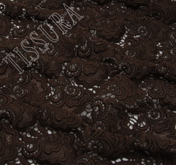 Wool Guipure Lace #4