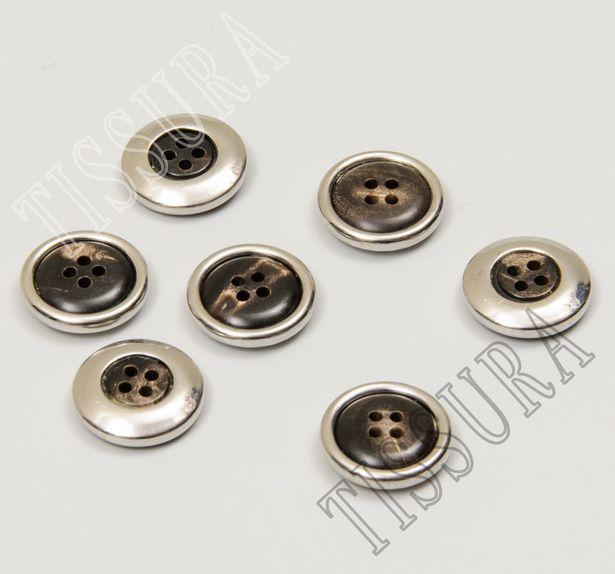 Horn & Metal Buttons #3