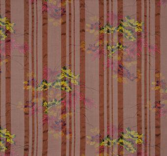 Silk Chiffon Devore #1