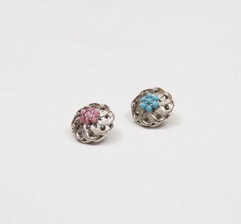 Bead Button #1