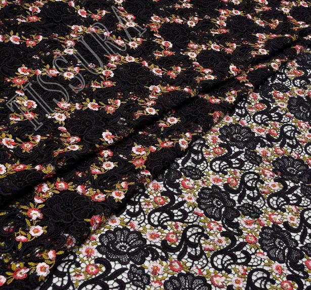 Haute Couture Guipure Lace #1