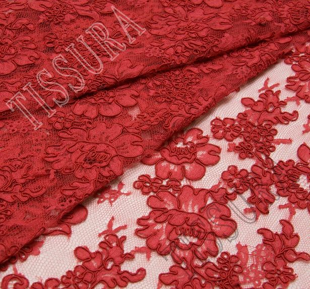 Corded Lace #3