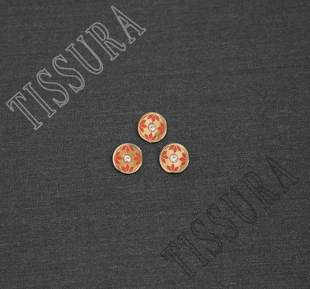 Metal Buttons #4