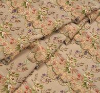 Swarovski Embroidered Silk Chiffon #4