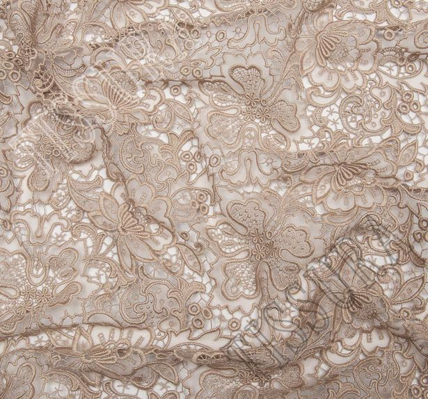 Richelieu Embroidered Tulle #4