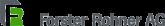 Forster Rohner AG