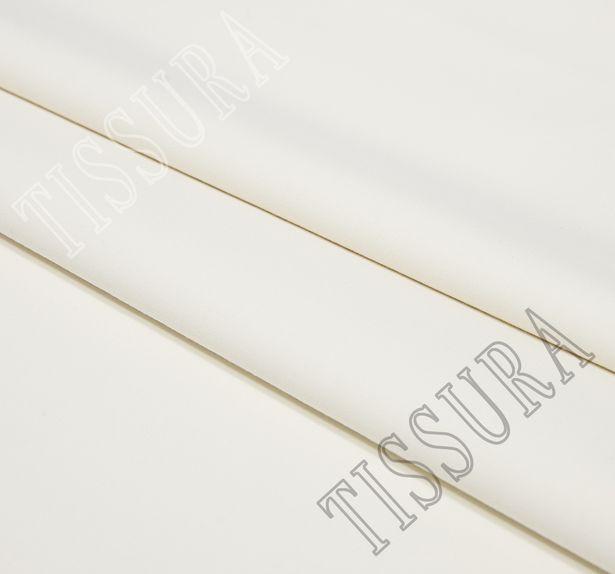 White Stretch Wool #1