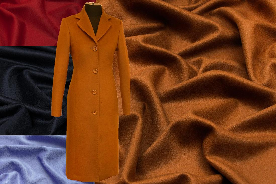 Cashmere fabrics