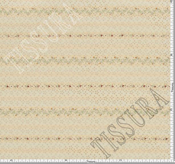 Embroidered Cotton Jacquard #2