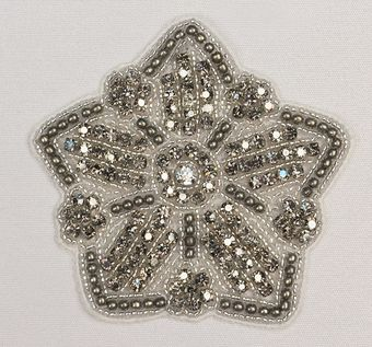 Rhinestone Patch #1