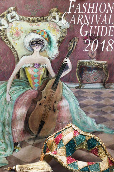 carnival dress fabrics