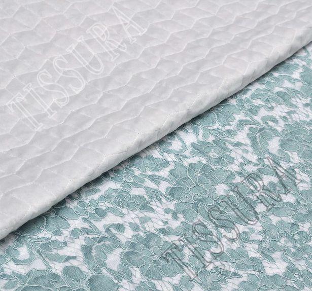 Lace Padded Fabric #1