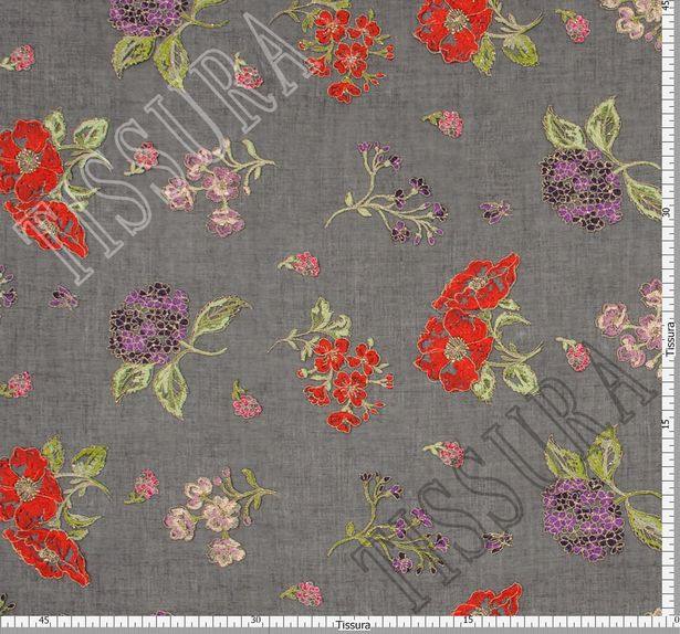 Embroidered Cotton Organdy #2