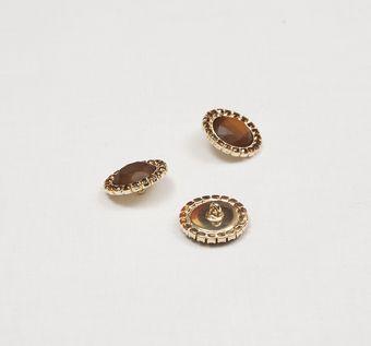 Rhinestone Button #1