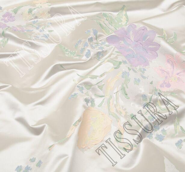 Silk Duchesse Satin #4