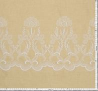 Embroidered Linen #2