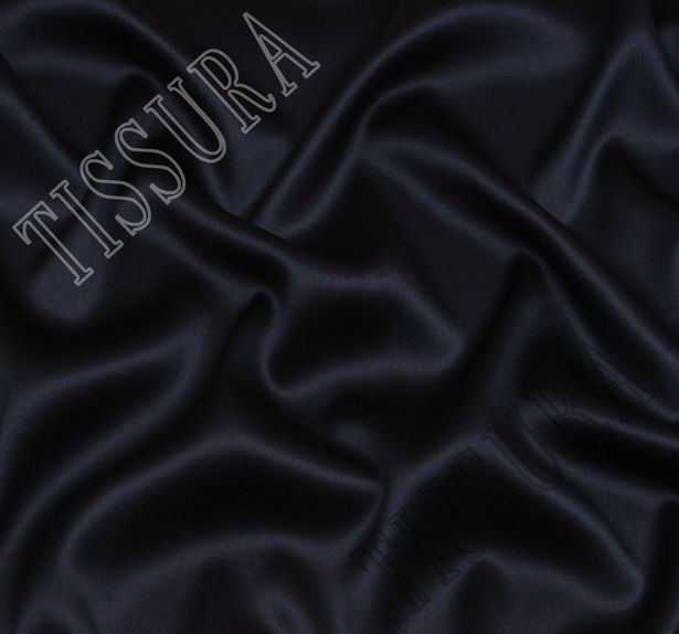 Double Faced Stretch Silk Satin #1
