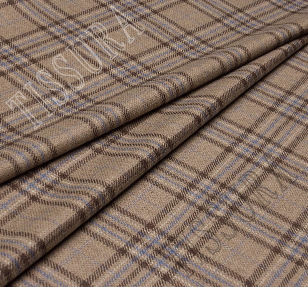 Wool & Cashmere Fabric #1