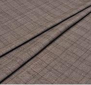 Linen, Worsted Wool & Silk