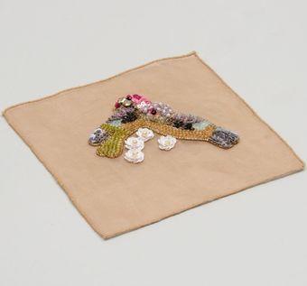Sequin & Bead Patch #1