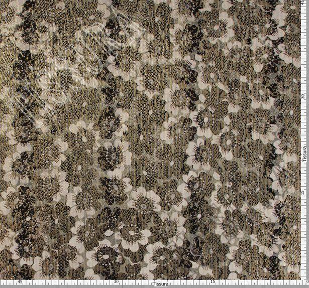 Metallic Silk Lame #2
