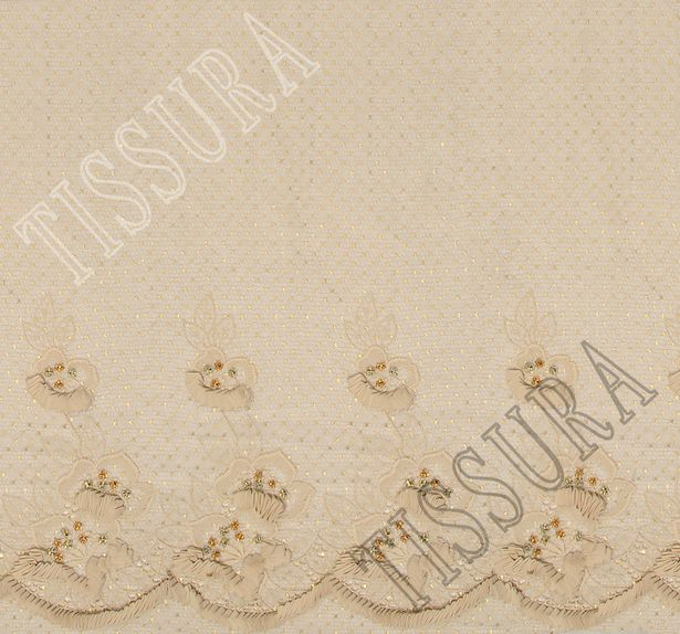 Embroidered Ribboned Lace/Tulle #3