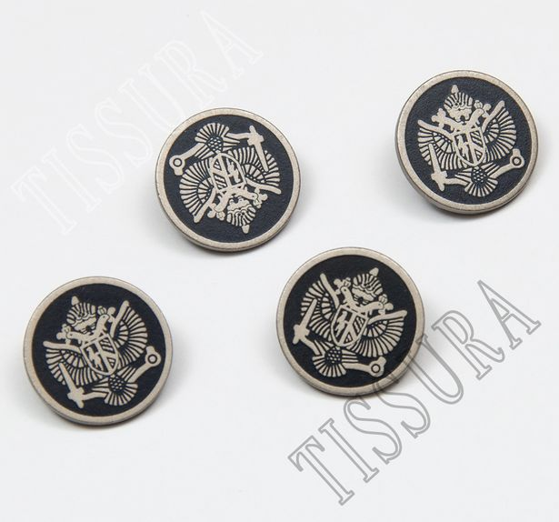Metal Buttons #1