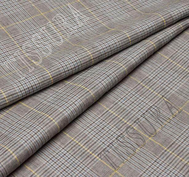 Linen & Silk Fabric #1