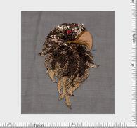 Bead & Sequin Patch #2