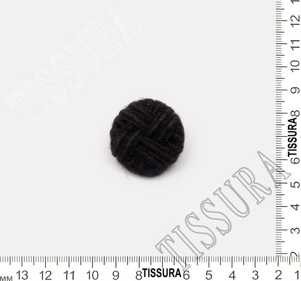 Mohair Braided Buttons #2