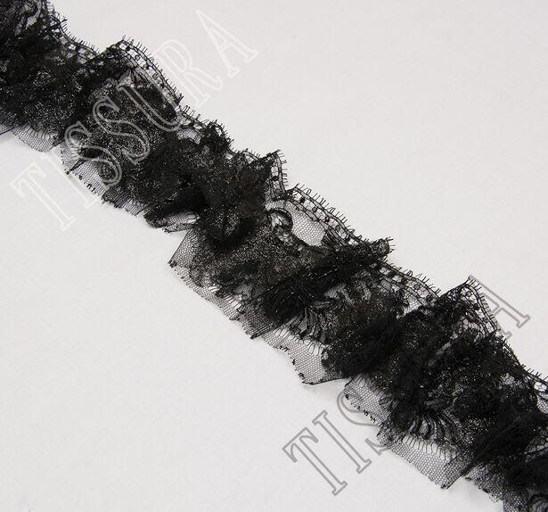 Applique Embroidered Lace Trim #3