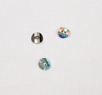 Swarovski Button #1