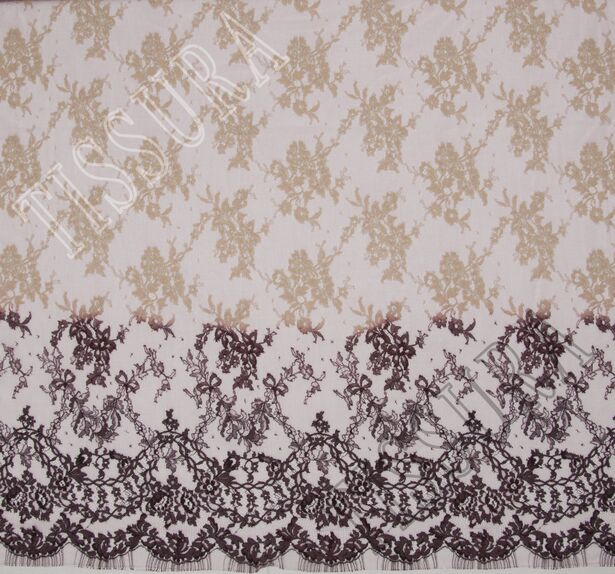 Ombre Chantilly Lace #3