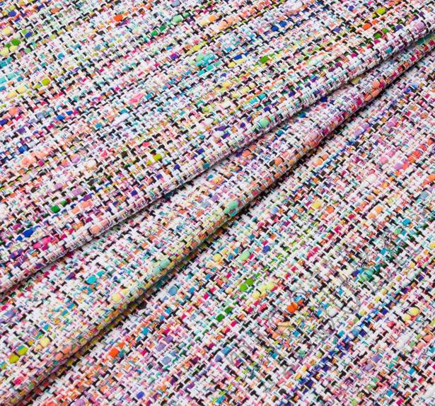 Double Faced Tweed Boucle #1