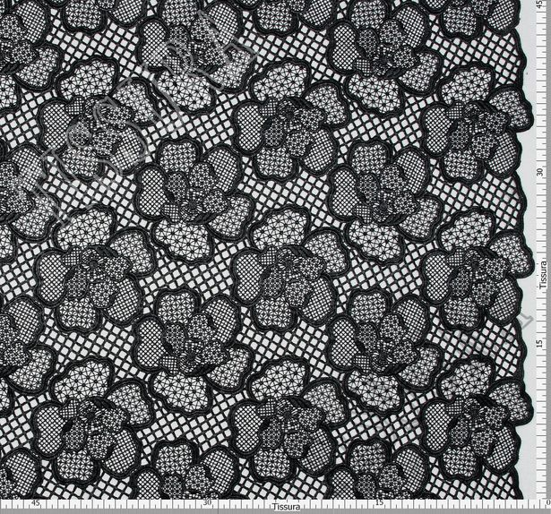 Glossy Guipure Lace #2