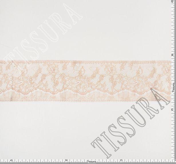Silk Chantilly Lace Trim #2