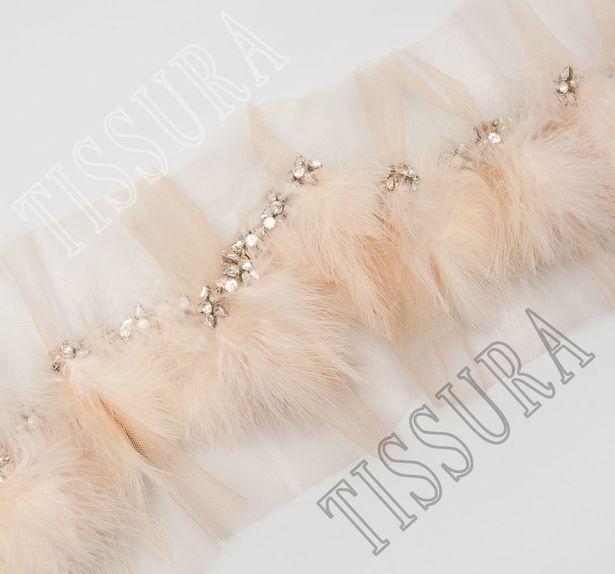 Feather Trim #3