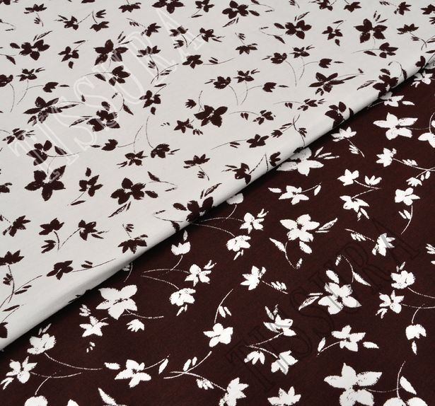 Double Faced Stretch Jacquard #1
