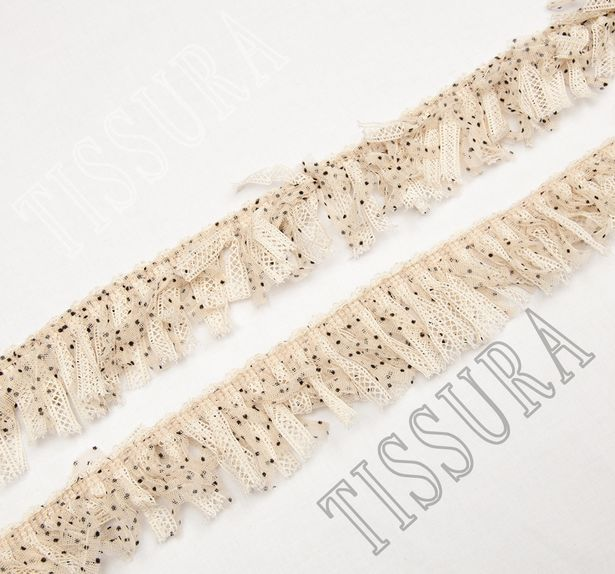 Lace Fringe Trim #3