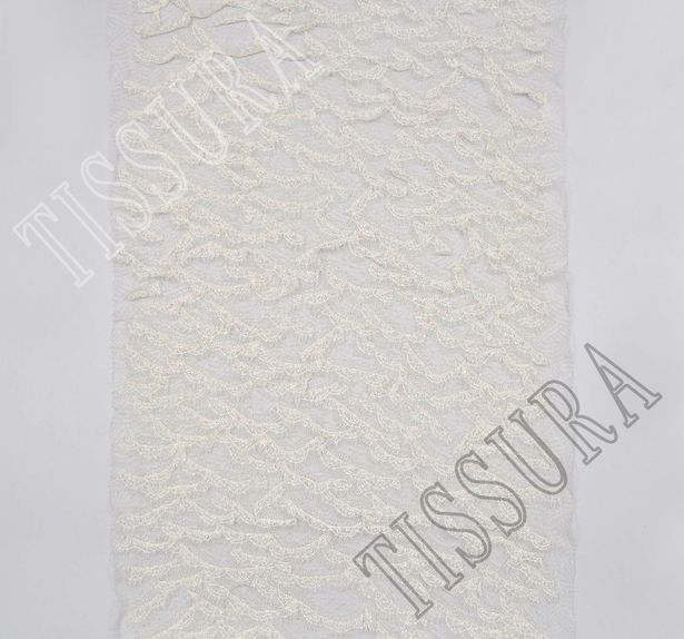 Trimmed Beaded Lace #3