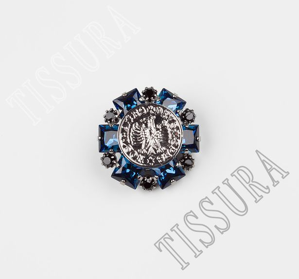 Rhinestone & Metal Buttons  #1