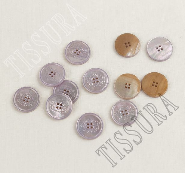 Mother of Pearl Buttons #1