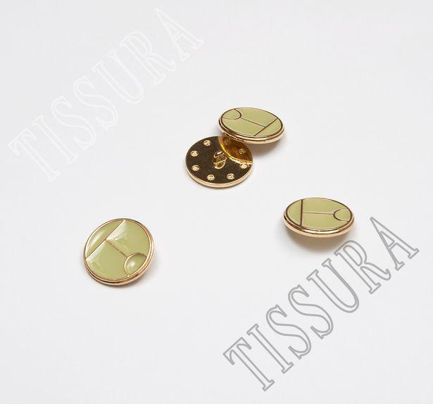 Enamel Buttons #1