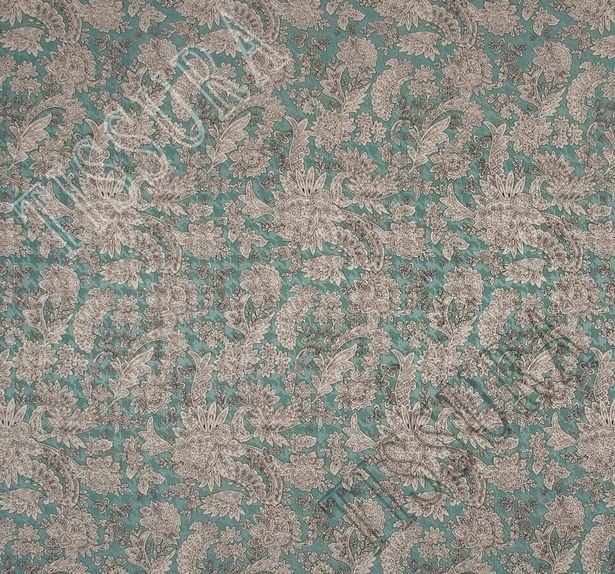 Wool & Silk Jacquard #3